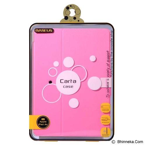 BASEUS Carta Case for Apple iPad Air [LTAPIPAD5-CT0R] - Rose - Casing Tablet / Case